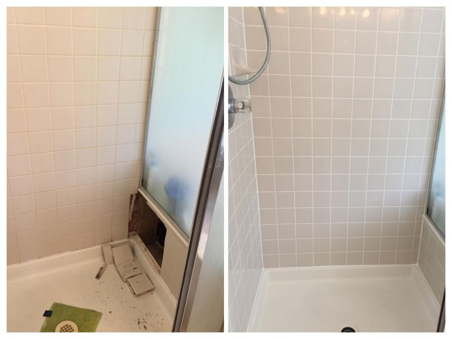Tile And Grout Repairs For Showers Walls And Floors Tile Repair