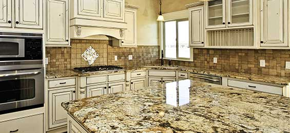 Granite Chip Repairs, Natural Stone Refinishing and Polishing